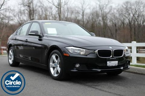 Pre-Owned 2013 BMW 3 Series 4dr Sdn 328i xDrive AWD
