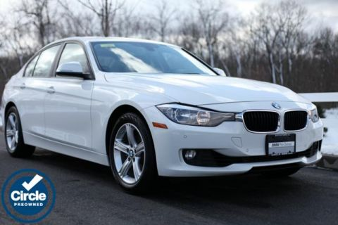 Pre-Owned 2015 BMW 3 Series 4dr Sdn 328i xDrive AWD AWD