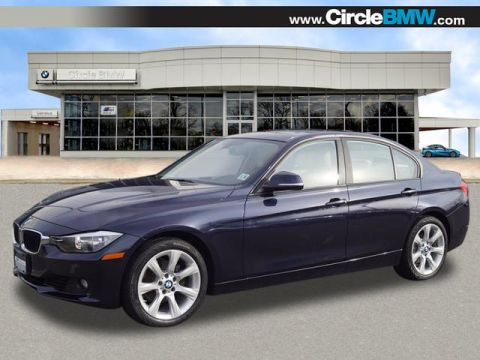 Pre-Owned 2015 BMW 3 Series 328i xDrive AWD