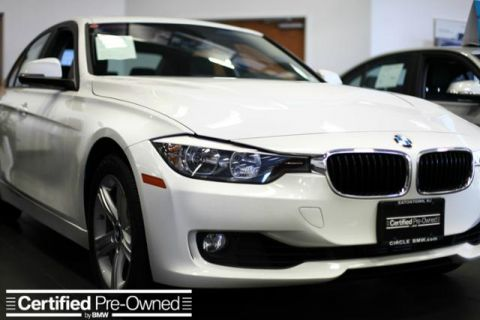 Certified Pre-Owned 2014 BMW 3 Series 4dr Sdn 328i xDrive AWD AWD