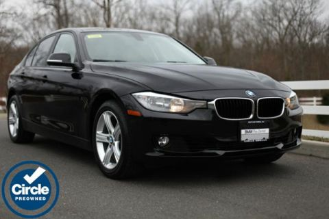 Pre-Owned 2015 BMW 3 Series 4dr Sdn 328i xDrive AWD SULEV AWD
