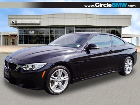 Certified Pre-Owned 2015 BMW 4 Series 2dr Cpe 435i xDrive AWD AWD