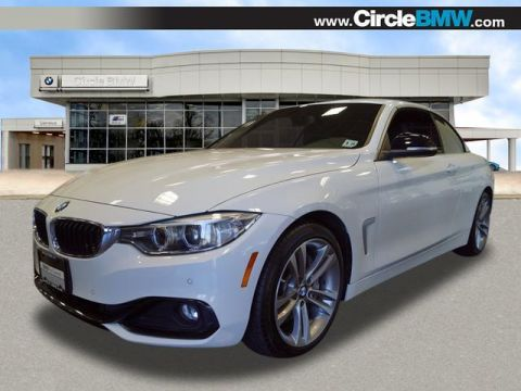 Pre-Owned 2015 BMW 4 Series 2dr Conv 435i RWD RWD Convertible
