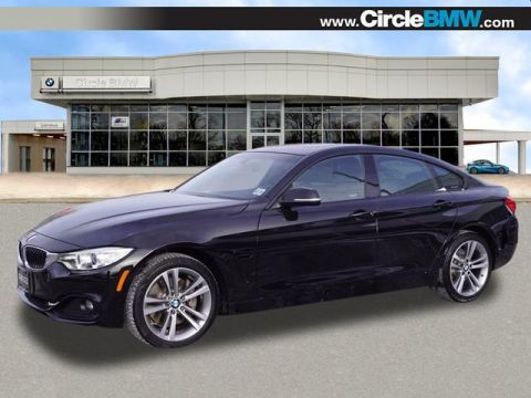 Certified Pre-Owned 2015 BMW 4 Series 4dr Sdn 435i xDrive AWD Gran Coupe AWD