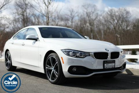 Pre-Owned 2018 BMW 4 Series 430i xDrive Gran Coupe AWD
