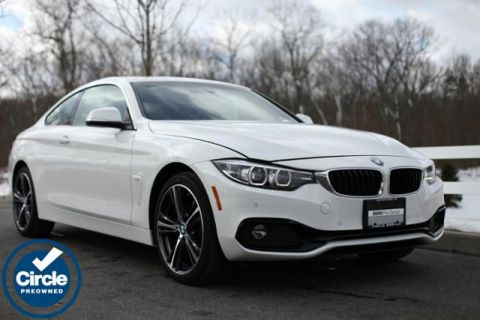 Pre-Owned 2018 BMW 4 Series 430i xDrive Coupe AWD