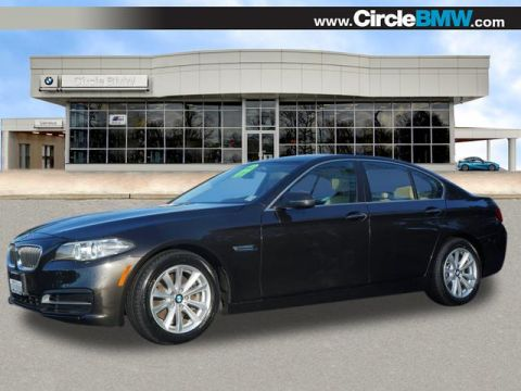 Pre-Owned 2014 BMW 5 Series 528i xDrive AWD
