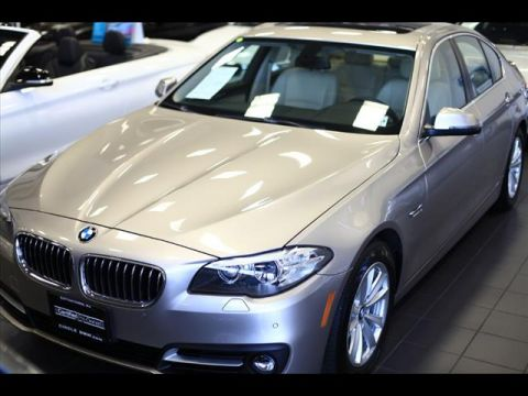 Certified Pre-Owned 2015 BMW 5 Series 528i xDrive With Navigation & AWD