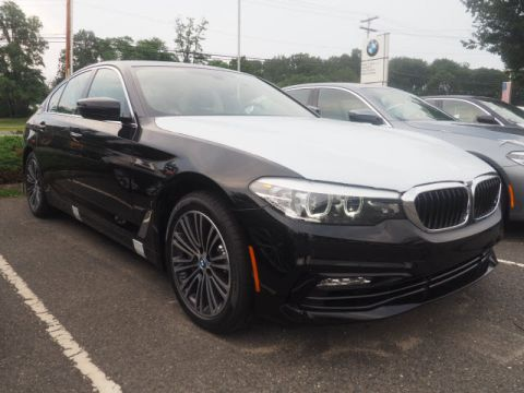 New 2018 BMW 5 Series 530e xDrive iPerformance With Navigation & AWD