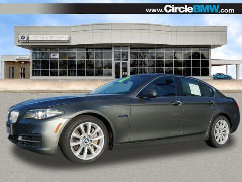 Pre-Owned 2014 BMW 5 Series 550i xDrive AWD