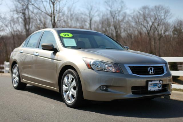 Pre-Owned 2008 Honda Accord 4dr V6 Auto EX-L PZEV