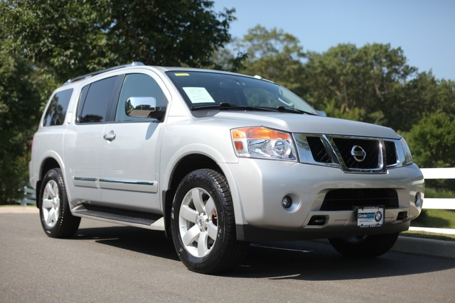 Pre-Owned 2011 Nissan Armada 4WD 4dr SL