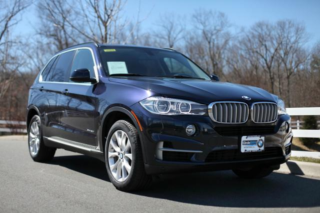 Pre-Owned 2016 BMW X5 AWD 4dr xDrive50i