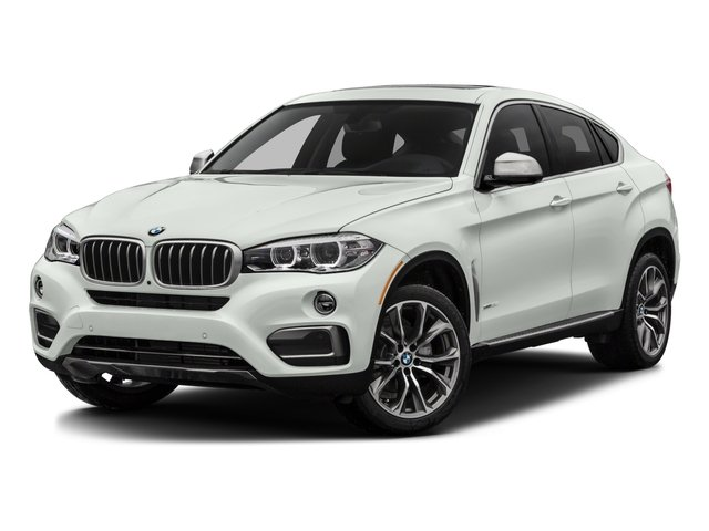 Certified Pre-Owned 2017 BMW X6 xDrive35i