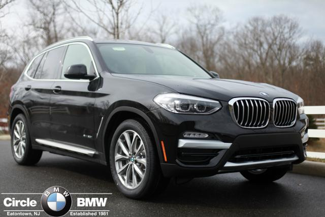 New 2018 BMW X3 xDrive30i Sports Activity Vehicle AWD Lease Offer