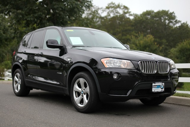 Pre-Owned 2012 BMW X3 AWD 4dr 28i