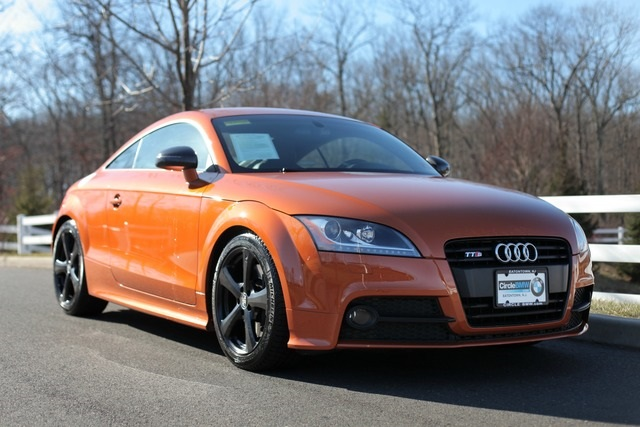 Pre-Owned 2014 Audi TTS 2.0T