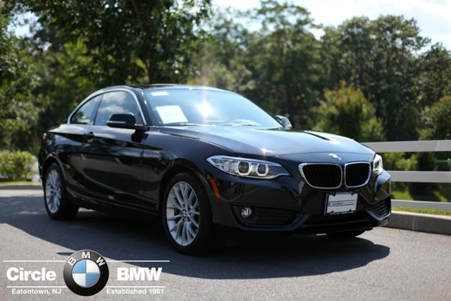 Certified Pre-Owned 2015 BMW 2 Series 2dr Coupe 228i xDrive AWD
