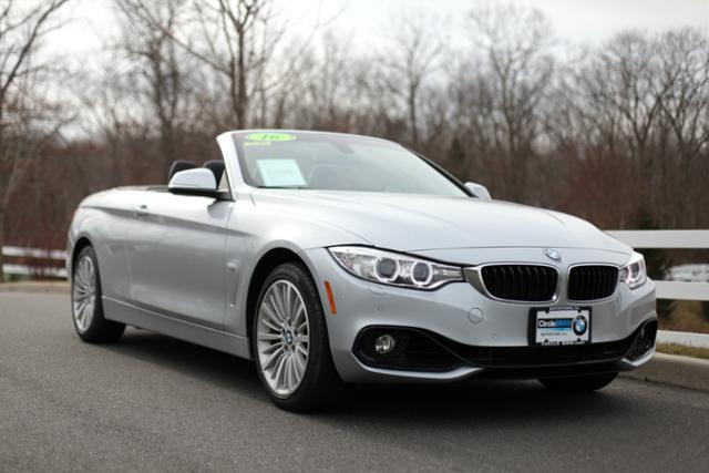 Pre-Owned 2016 BMW 4 Series 2dr Conv 428i xDrive AWD SULEV