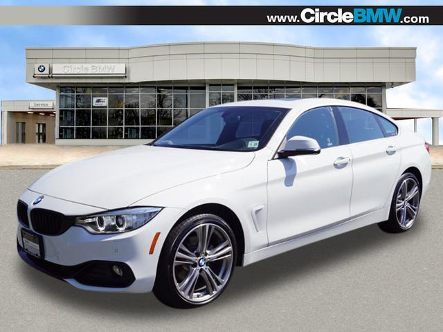 Pre-Owned 2017 BMW 4 Series 430i xDrive Gran Coupe SULEV