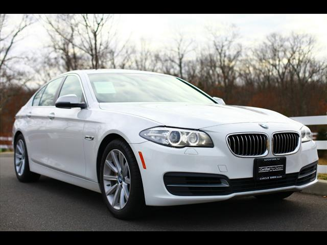 Certified Pre-Owned 2014 BMW 5 Series 535i xDrive