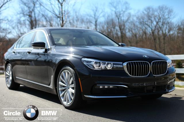 2018 BMW 7 Series 740i xDrive Lease Offer
