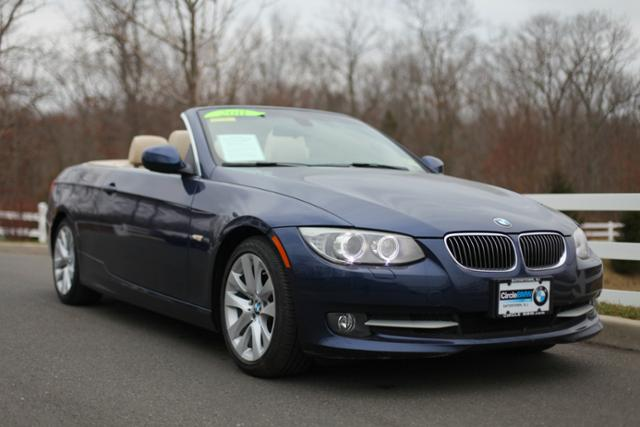 Pre-Owned 2011 BMW 3 Series 2dr Conv 328i SULEV