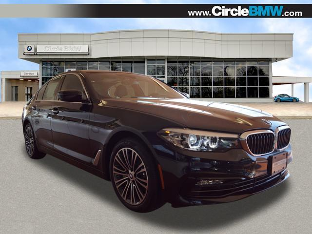 Pre Owned 2018 BMW 5 Series 530i XDrive Sedan