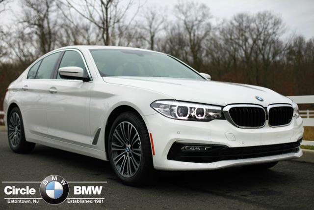 New 2018 BMW 5 Series 540i xDrive Sedan Lease Offer