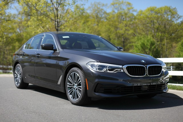 New 2019 Bmw 540i Xdrive 540i Xdrive 4dr Car In Eatontown Kww39229