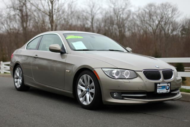 Pre-Owned 2011 BMW 3 Series 2dr Cpe 328i RWD SULEV