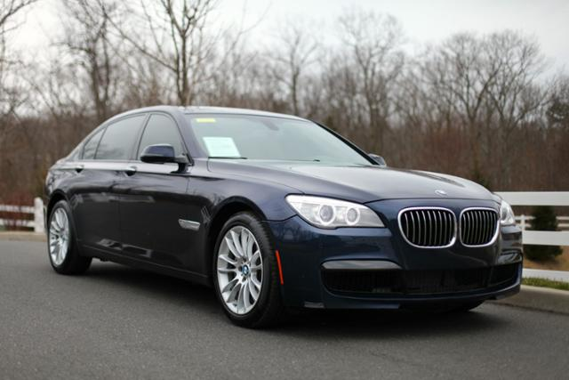 Pre-Owned 2014 BMW 7 Series 4dr Sdn 740Li xDrive AWD