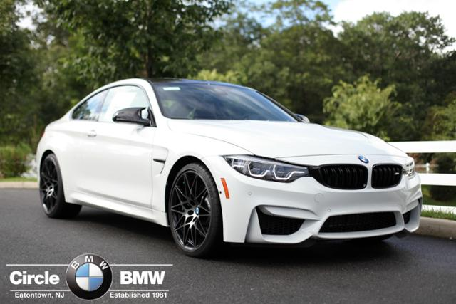 Bmw M4 Coupe >> New 2019 Bmw M4 Coupe 2dr Car In Eatontown Kag67226 Circle Bmw