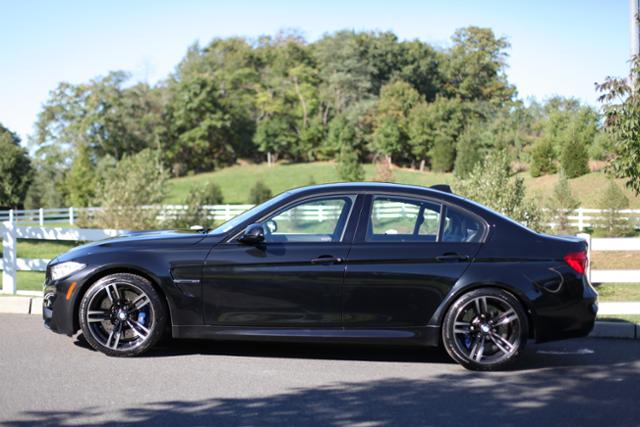Certified Pre Owned 2016 Bmw M3 4dr Sdn 4dr Car In Eatontown U1326