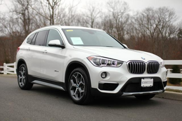 Certified Pre-Owned Special Offer 2016 BMW X1 AWD