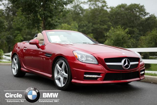 Pre Owned 2014 Mercedes Benz SLK 2dr Roadster SLK 350