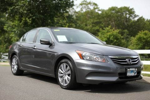 Pre-Owned 2011 Honda Accord 4dr I4 Auto EX
