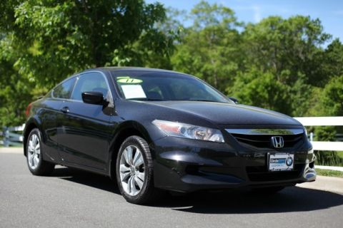 Pre-Owned 2011 Honda Accord 2dr I4 Auto EX-L