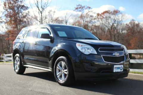 Pre-Owned 2012 Chevrolet Equinox FWD 4dr LS