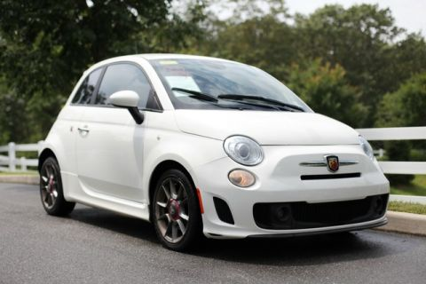 Pre-Owned 2015 FIAT 500 2dr HB Abarth