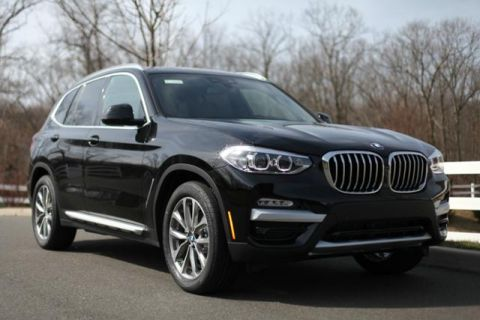 New 2019 BMW X3 xDrive30i Sports Activity Vehicle