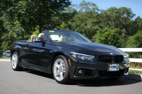 Pre-Owned 2019 BMW 4 Series 440i xDrive Convertible
