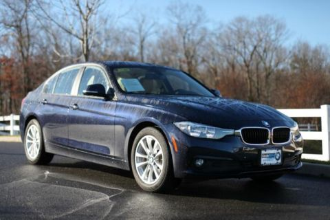 Pre-Owned 2017 BMW 3 Series 320i xDrive Sedan