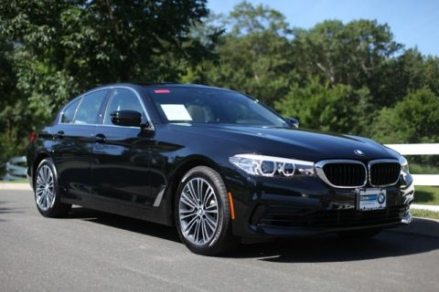 Pre-Owned 2019 BMW 5 Series 540i xDrive Sedan