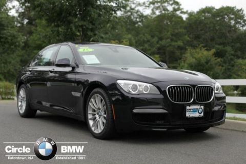 Pre-Owned 2015 BMW 7 Series 4dr Sdn 740Ld xDrive AWD